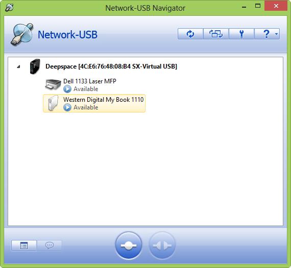 Buffalo Quad Pro – Network USB Navigator and Multi-function