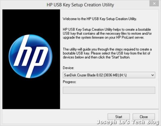hp usb key utility for windows 10