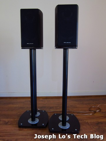 Simple speaker stand plans
