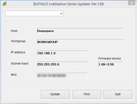 Buffalo Quad Pro NAS | Joseph Lo's Tech Blog
