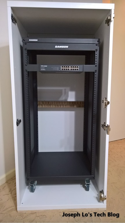 Diy Ikea Server Cabinet Joseph Lo S Tech Blog